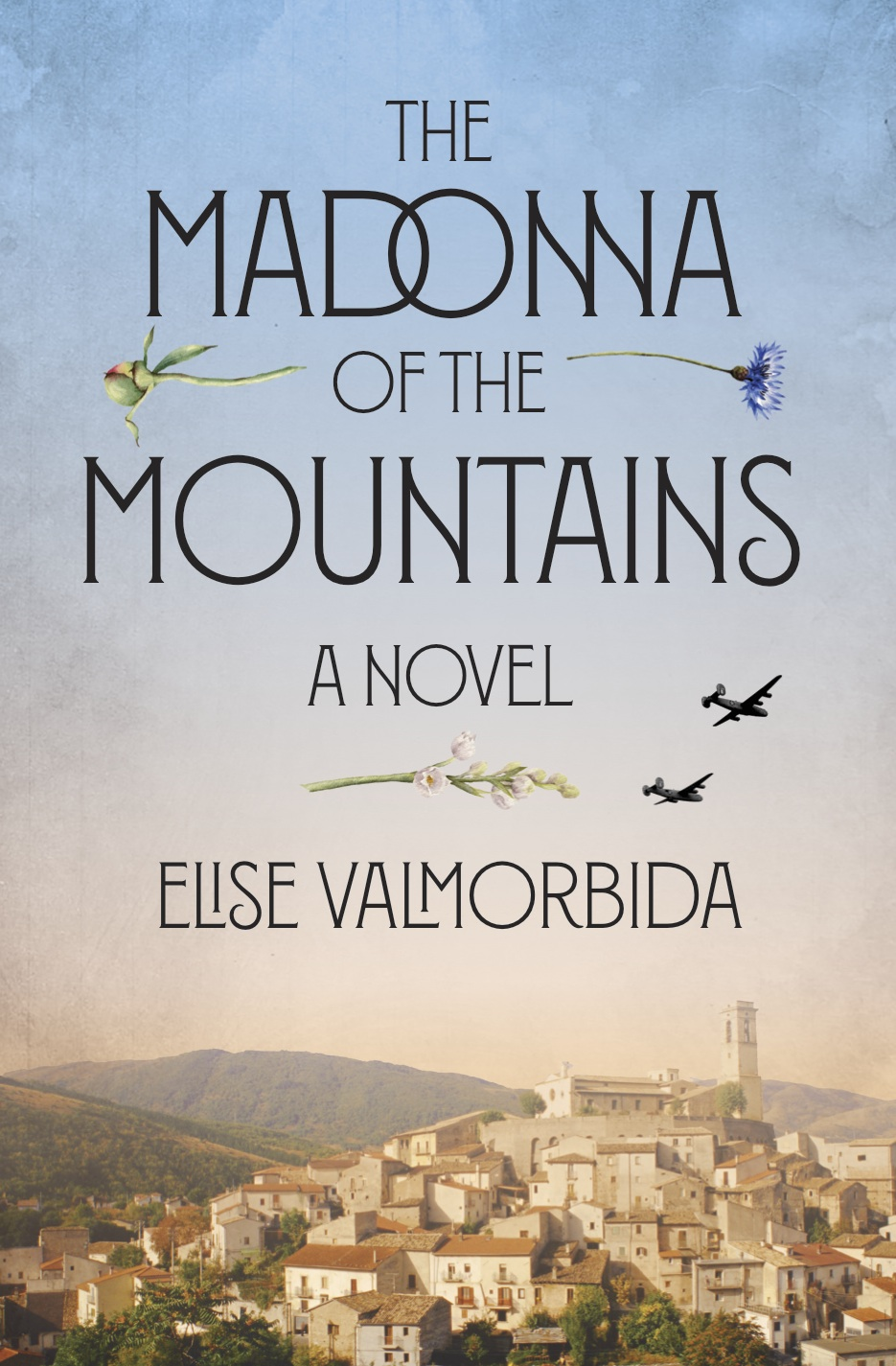 MADONNA OF THE MOUNTAINS by Elise Valmorbida